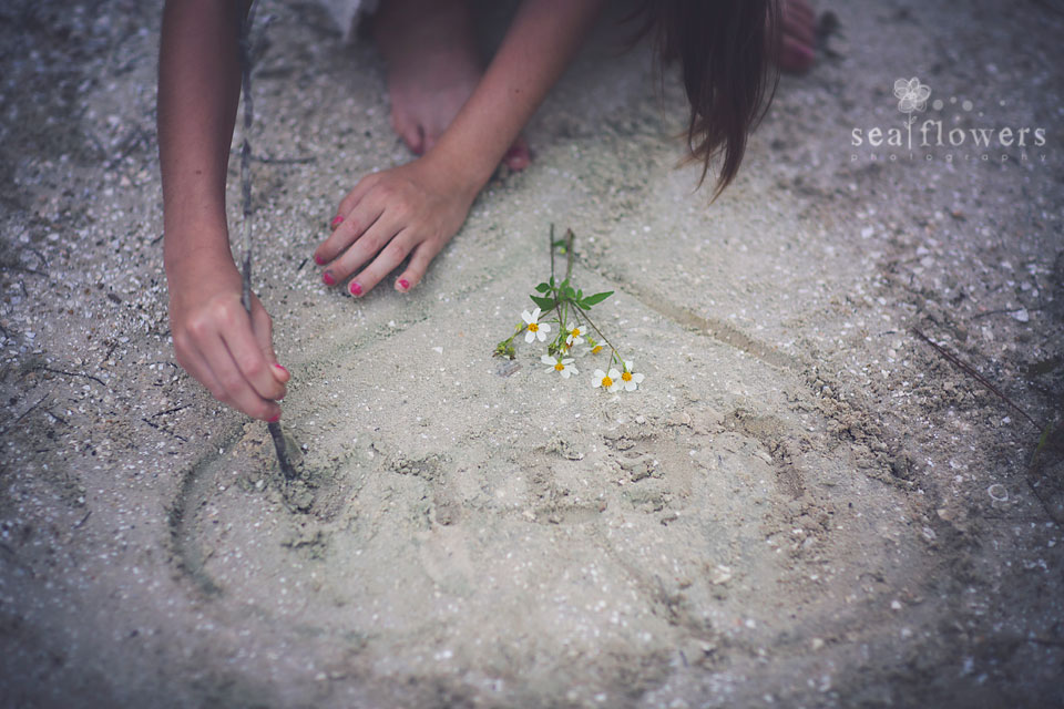 Jupiter Florida Woods Rememberance Session Infant Loss - Jupiter Florida Child Photography