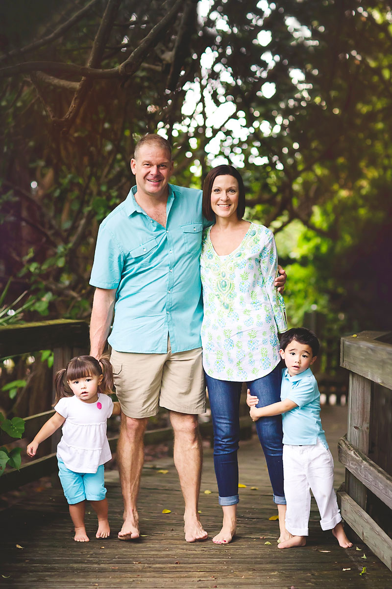 Jupiter Florida Family and Child Beach Photography Sea Flowers Photography