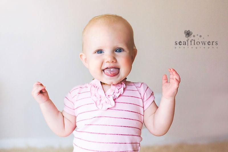 Jupiter florida child photography 9 months