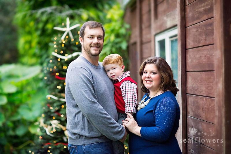 JupiterFarms Florida Barn Christmas Mini Photography Sea Flowers Photography