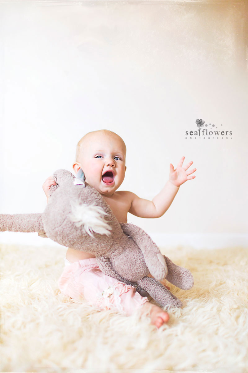 Jupiter Florida Home Studio 9 Months Baby Child