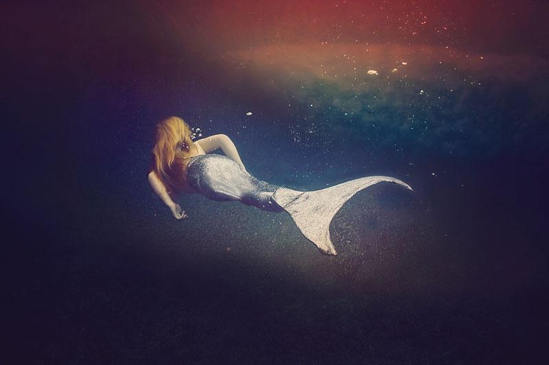 Underwater Mermaid Moms Underwater Child Mermaid