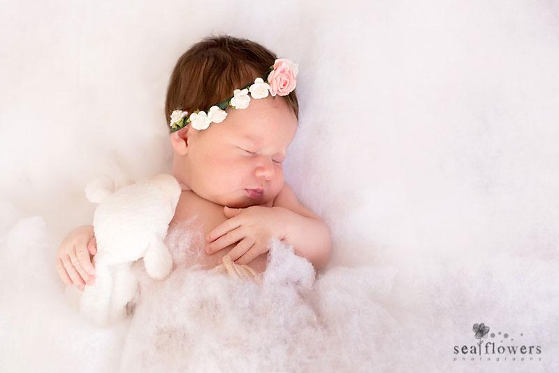 Jupiter Florida Palm Beach Newborn Baby Photography