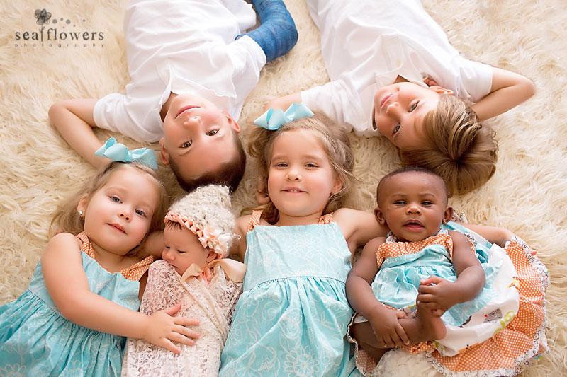 Jupiter Florida Palm Beach Newborn Baby Photography Sibling