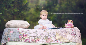 Jupiter Florida Fantasy Photography - Princess in the Pea - Jupiter Child Photography