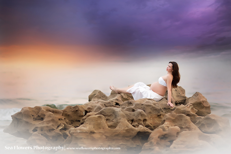 Jupiter West Palm Beach  Florida Maternity Photography