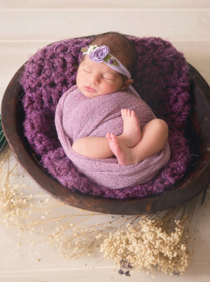 Jupiter Newborn Photography by Kristina Hubschmitt Sea Flowers Photography