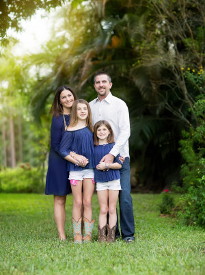 Jupiter Florida Family Photographer - Sea Flowers Photography