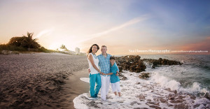 Jupiter Beach Family Photographer - Sea Flowers Photography