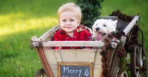 Palm Beach Christmas Minis - Jupiter Child Photographer - Sea Flowers Photography