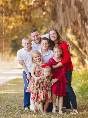 Christmas Mini Sessions Jupiter Florida - Palm Beach Family Photographer - Sea Flowers Photography