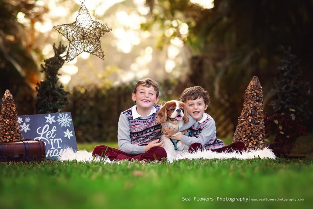 Jupiter Farms Photographer - Christmas Mini Session