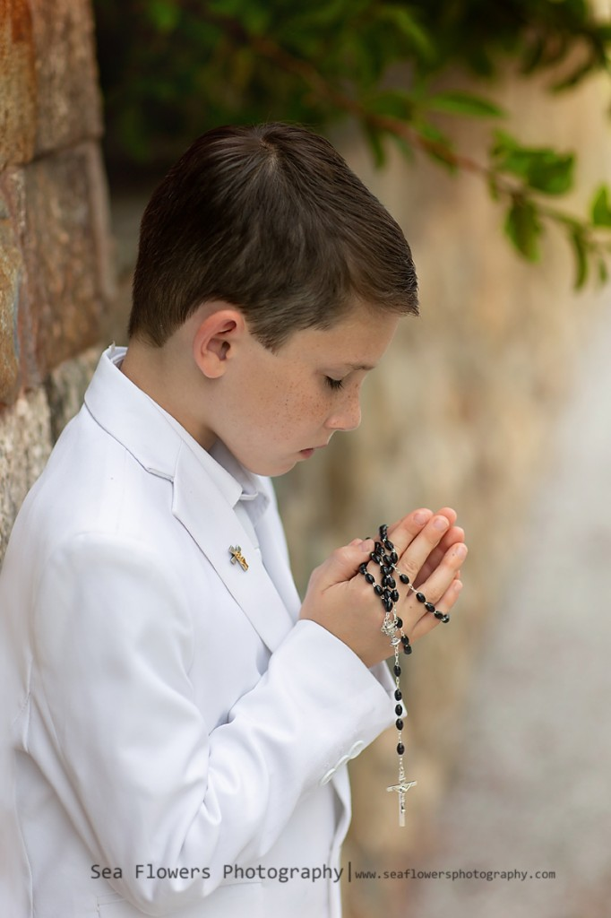 Jupiter 1st Communion Photographer