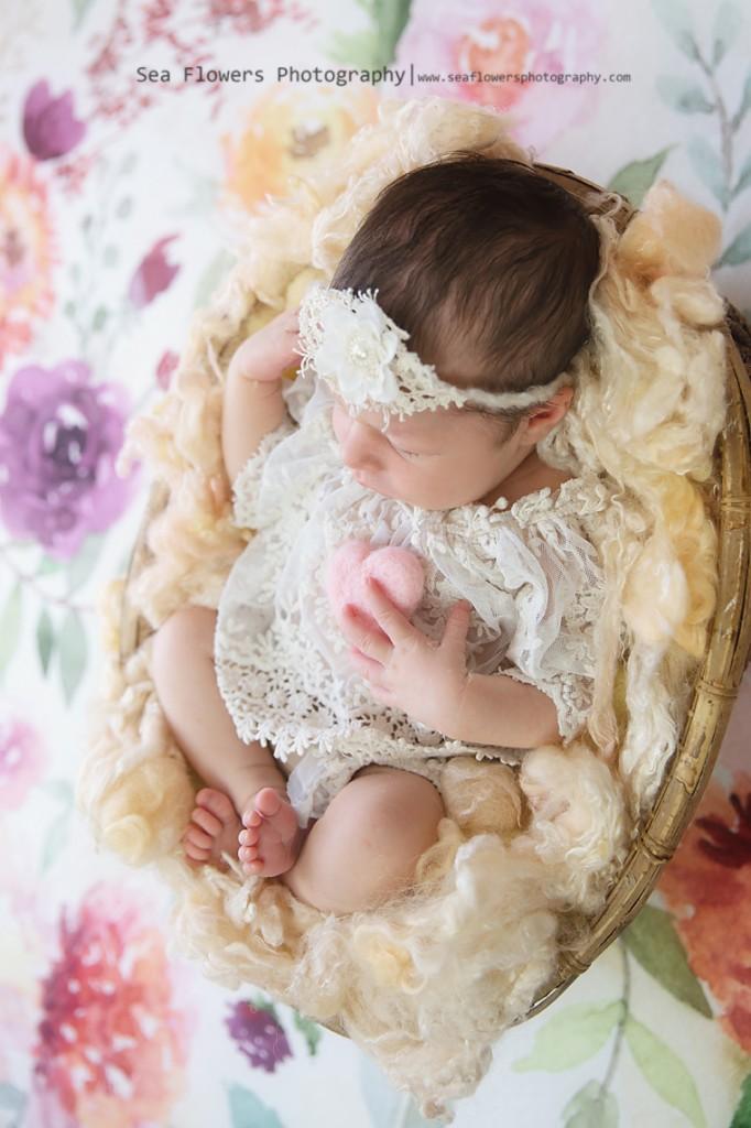 Jupiter Child Fantasy Photographer - Sea Flowers Photography